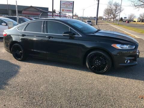2014 Ford Fusion for sale at Mr. Car Auto Sales in Pasco WA
