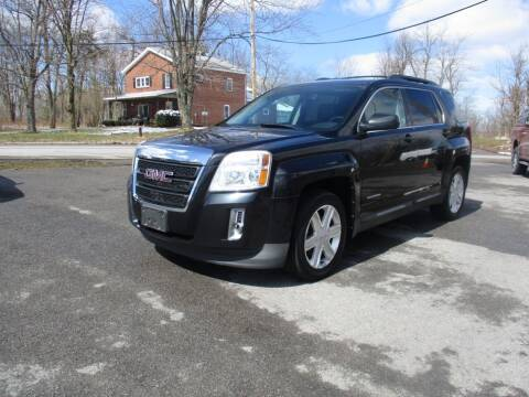 2011 GMC Terrain for sale at SUMMIT TRUCK & AUTO INC in Akron NY