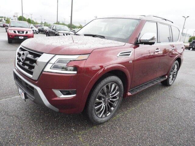 2021 Nissan Armada for sale in Burlington, WA