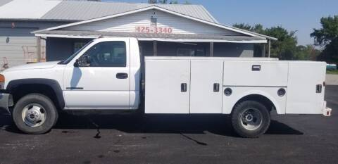 2007 GMC Sierra 3500 CC Classic for sale at Jacks Auto Sales in Mountain Home AR
