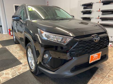 2021 Toyota RAV4 for sale at TOP SHELF AUTOMOTIVE in Newark NJ