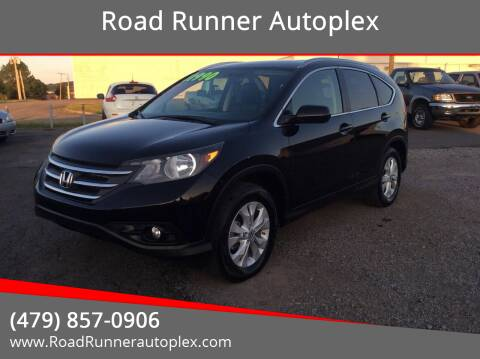2013 Honda CR-V for sale at Road Runner Autoplex in Russellville AR