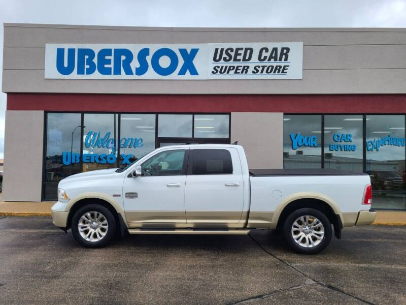 2016 RAM Ram Pickup 1500 for sale at Ubersox Used Car Superstore in Monroe WI