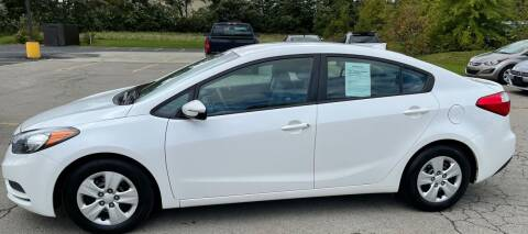 2016 Kia Forte for sale at Xcelerator Auto LLC in Indiana PA