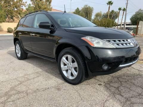 2007 Nissan Murano for sale at Boktor Motors in Las Vegas NV