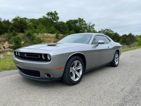 2018 Dodge Challenger for sale at TINKER MOTOR COMPANY in Indianola OK