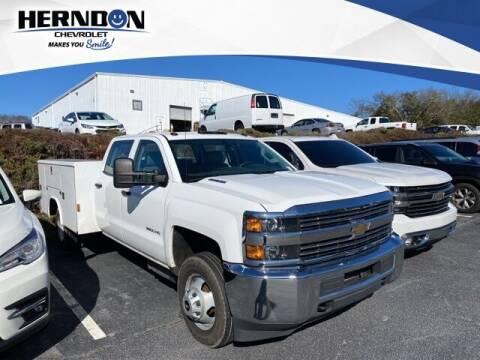 2015 Chevrolet Silverado 3500HD for sale at Herndon Chevrolet in Lexington SC