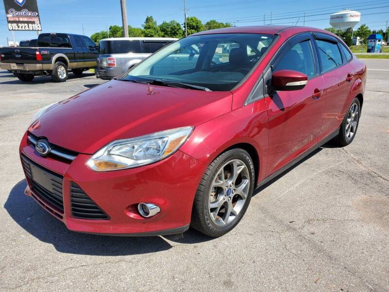 2014 Ford Focus for sale at Southern Auto Exchange in Smyrna TN
