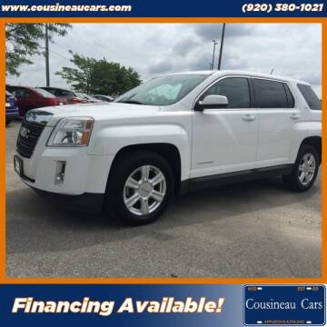 2014 GMC Terrain for sale at CousineauCars.com in Appleton WI