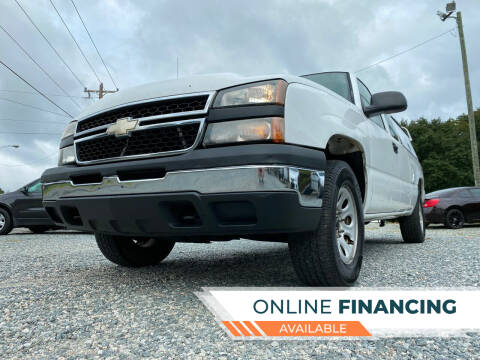 2007 Chevrolet Silverado 1500 Classic for sale at Prime One Inc in Walkertown NC