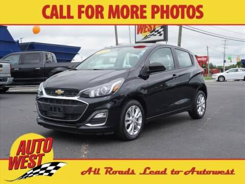 2020 Chevrolet Spark for sale at Autowest of Plainwell in Plainwell MI