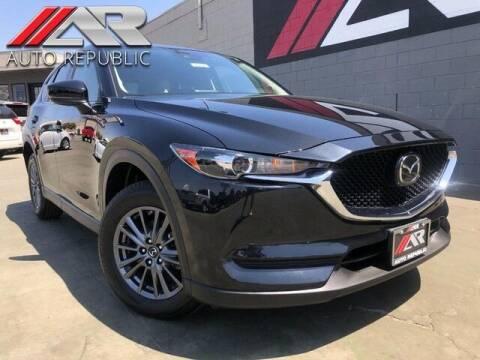 2019 Mazda CX-5 for sale at Auto Republic Fullerton in Fullerton CA