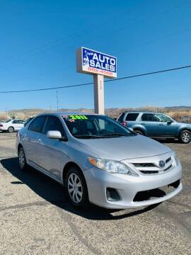 2011 Toyota Corolla for sale at Capital Auto Sales in Carson City NV