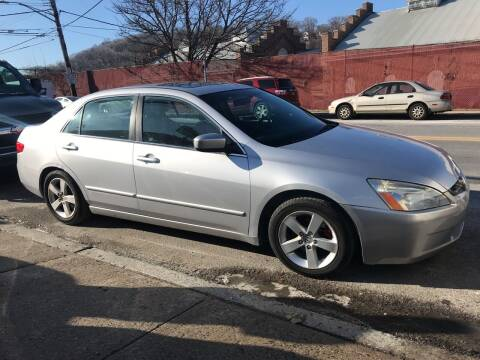 2005 Honda Accord for sale at Deleon Mich Auto Sales in Yonkers NY