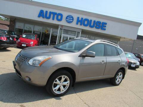 2008 Nissan Rogue for sale at Auto House Motors in Downers Grove IL