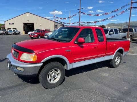 1997 Ford F-150 for sale at Auto Image Auto Sales in Pocatello ID