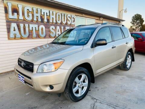 2007 Toyota RAV4 for sale at Lighthouse Auto Sales LLC in Grand Junction CO
