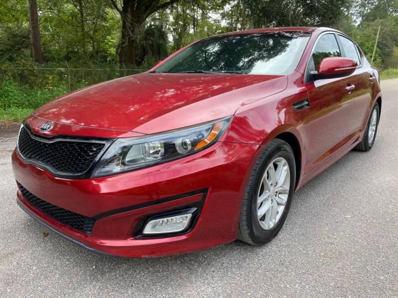 2015 Kia Optima for sale at Next Autogas Auto Sales in Jacksonville FL