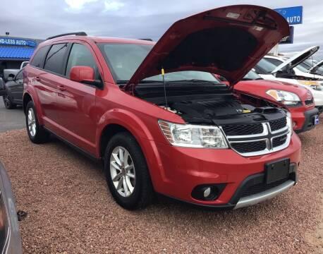2016 Dodge Journey for sale at SPEND-LESS AUTO in Kingman AZ