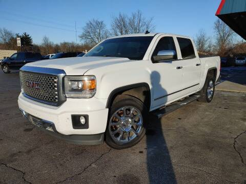 2014 GMC Sierra 1500 for sale at Cruisin' Auto Sales in Madison IN