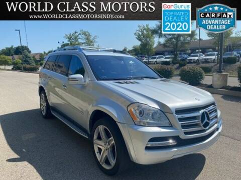 2012 Mercedes-Benz GL-Class for sale at World Class Motors LLC in Noblesville IN