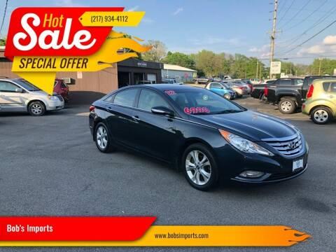 2012 Hyundai Sonata for sale at Bob's Imports in Clinton IL
