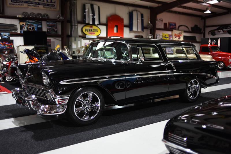 1958 Chevrolet Nomad for sale at Crystal Motorsports in Homosassa FL
