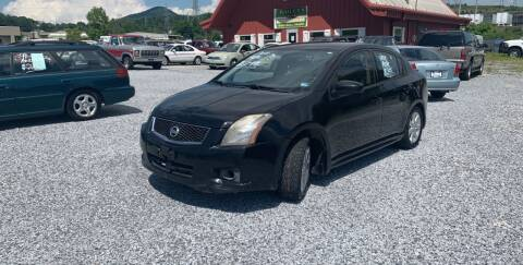 2010 Nissan Sentra for sale at Bailey's Auto Sales in Cloverdale VA
