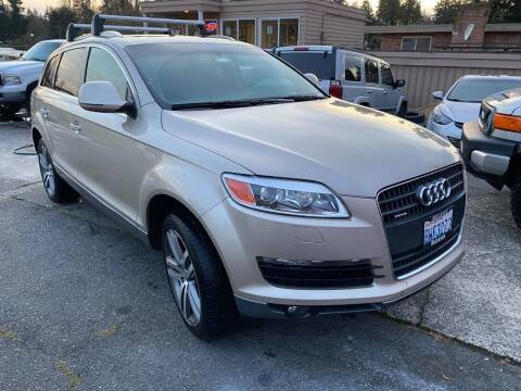2008 Audi Q7 for sale at SNS AUTO SALES in Seattle WA