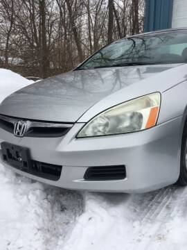 2007 Honda Accord for sale at Thompson Auto Diagnostics / Auto Sales Division in Mishawaka IN