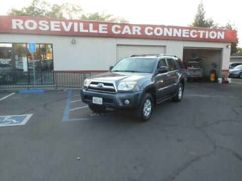 2007 Toyota 4Runner for sale at ROSEVILLE CAR CONNECTION in Roseville CA