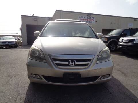 2006 Honda Odyssey for sale at ACH AutoHaus in Dallas TX