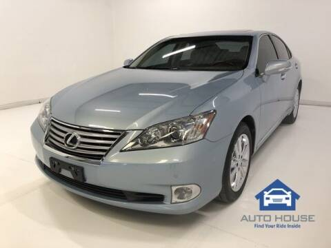 2011 Lexus ES 350 for sale at AUTO HOUSE PHOENIX in Peoria AZ