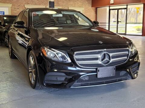 2018 Mercedes-Benz E-Class for sale at AW Auto & Truck Wholesalers  Inc. in Hasbrouck Heights NJ