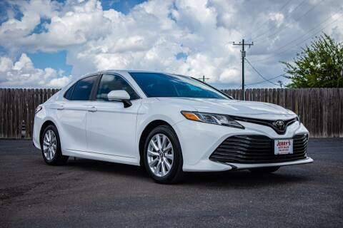 2019 Toyota Camry for sale at Jerrys Auto Sales in San Benito TX