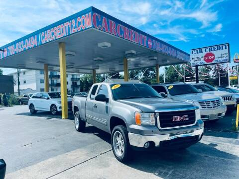 2008 GMC Sierra 1500 for sale at Car Credit Stop 12 in Calumet City IL
