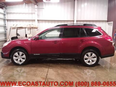 2013 Subaru Outback for sale at East Coast Auto Source Inc. in Bedford VA