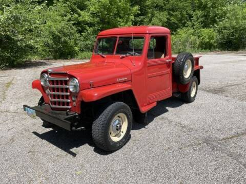 1951 Willys Pickup Truck