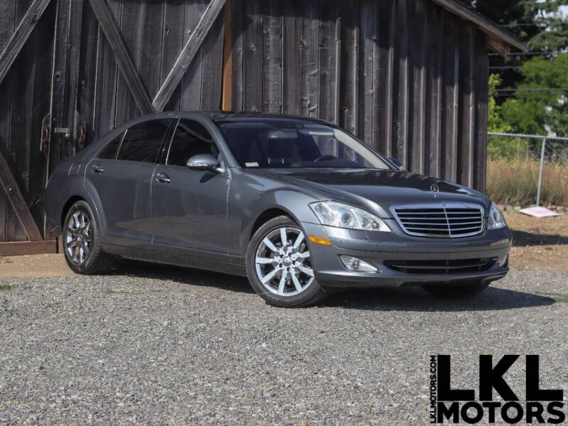 2008 Mercedes-Benz S-Class for sale at LKL Motors in Puyallup WA
