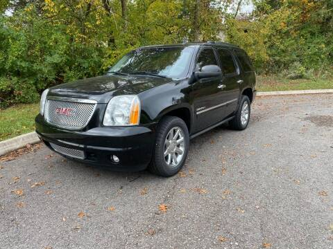 2013 GMC Yukon for sale at Unique Auto Sales in Knoxville TN