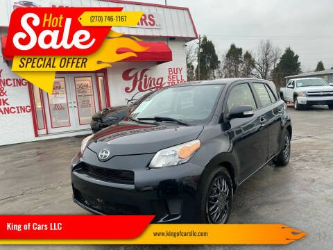 2013 Scion xD for sale at King of Cars LLC in Bowling Green KY