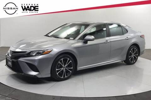 2019 Toyota Camry for sale at Stephen Wade Pre-Owned Supercenter in Saint George UT