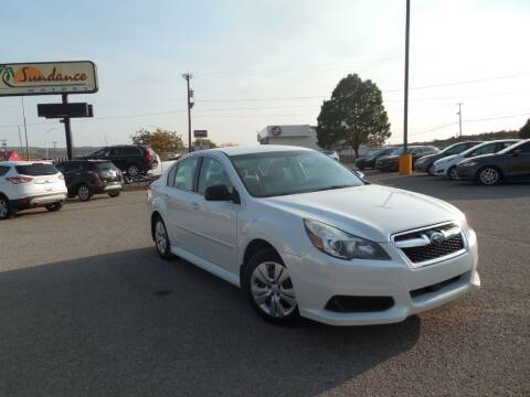2013 Subaru Legacy for sale at Sundance Motors in Gallup NM