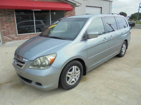 2006 Honda Odyssey for sale at US PAWN AND LOAN in Austin AR