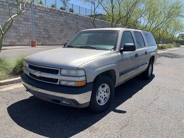 2001 Chevrolet Suburban for sale at AUTO HOUSE TEMPE in Tempe AZ