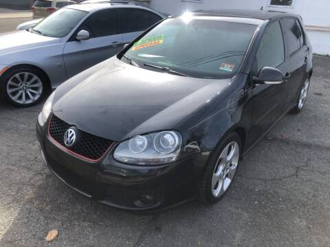 2008 Volkswagen GTI for sale at Washington Auto Repair in Washington NJ