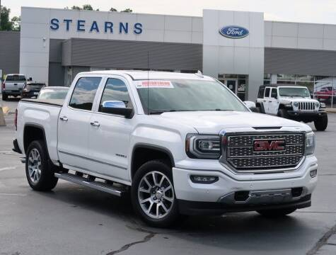 2016 GMC Sierra 1500 for sale at Stearns Ford in Burlington NC