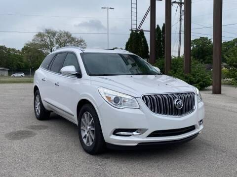 2017 Buick Enclave for sale at Betten Baker Preowned Center in Twin Lake MI