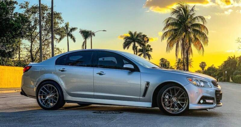 2014 Chevrolet SS for sale at SPECIALTY AUTO BROKERS, INC in Miami FL