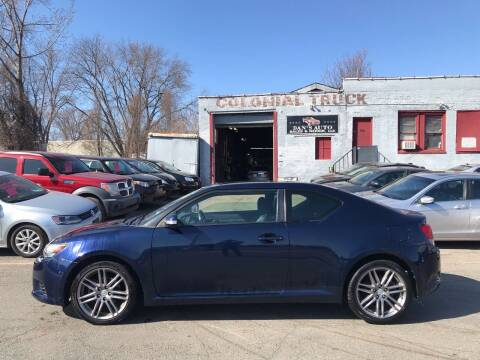 2012 Scion tC for sale at Dan's Auto Sales and Repair LLC in East Hartford CT